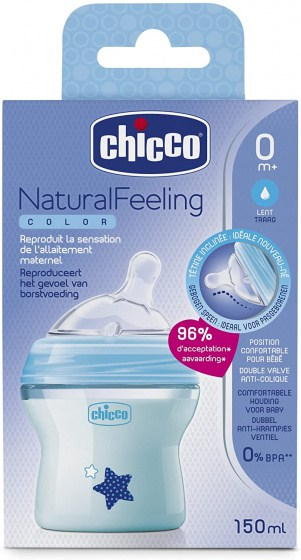 chicco zuigfles natural feeling 150 ml blauw 2 427724 1593690668