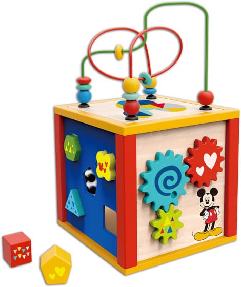 disney activiteitencubus mickey mouse junior 207 cm hout 425730 1593435908