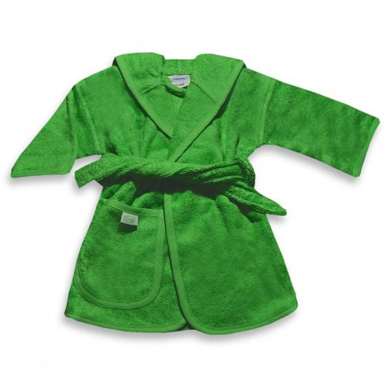 funnies badjas junior katoen groen 448357 1597493357