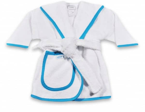 funnies badjas katoen wit blauw 449944 1597843795