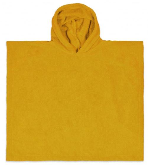 funnies badponcho junior 55 cm katoen oranje 448557 1597650566