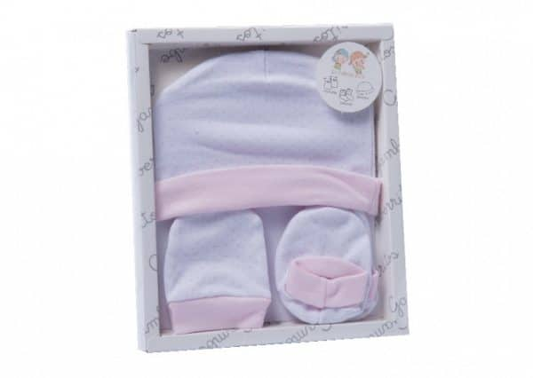 gamberritos babykledingset meisjes roze 5 delig 355187 1579679345