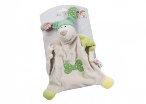 gamberritos knuffeldoekje 23 cm slaapbeer multicolor 382902 1586872013