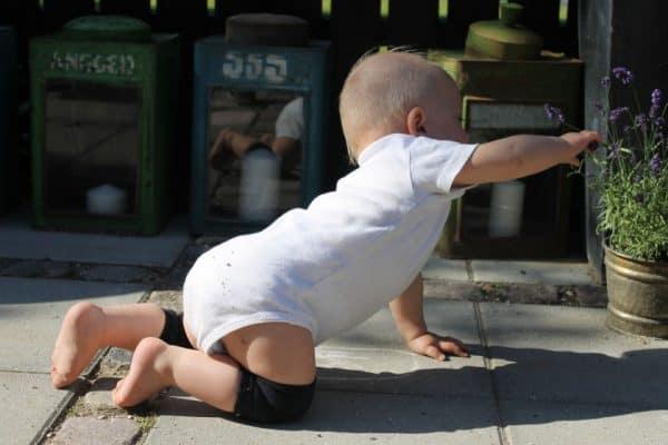 gobabygo kniebeschermers kruipen baby zwart one size 4 330579 1572520264