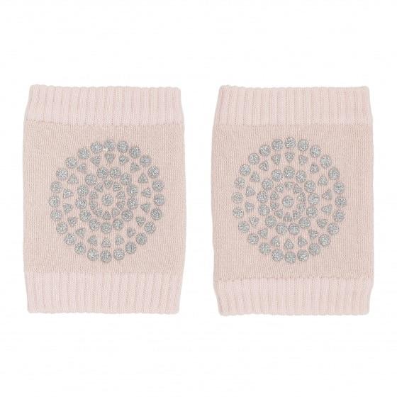 gobabygo kniebeschermers kruipen meisjes roze glitter one size 330705 20191101073558