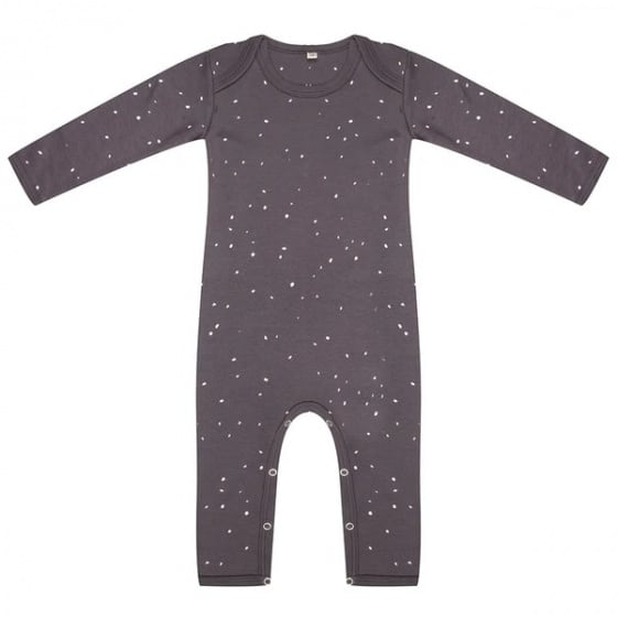 little indians jumpsuit dots junior katoen grijs wit 419825 1592464414