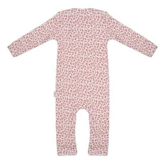 little indians jumpsuit leopard meisjes katoen roze wit 2 419684 1592459853