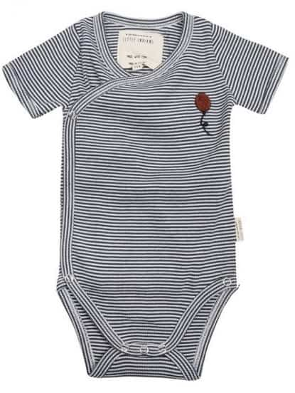 little indians romper stripes junior katoen zwart wit 456694 20201007094437