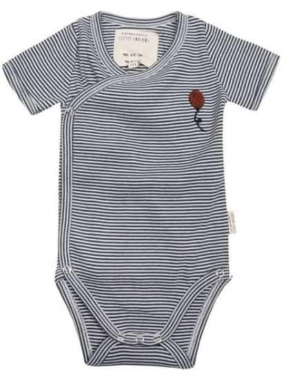 little indians romper stripes junior katoen zwart wit 456698 20201007094506