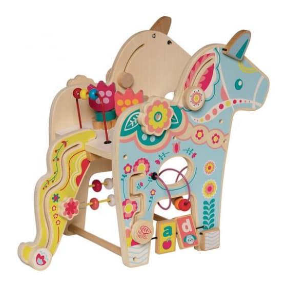 manhattan toy speelgoed playful pony junior 457 cm junior lichtblauw 422770 1592899115