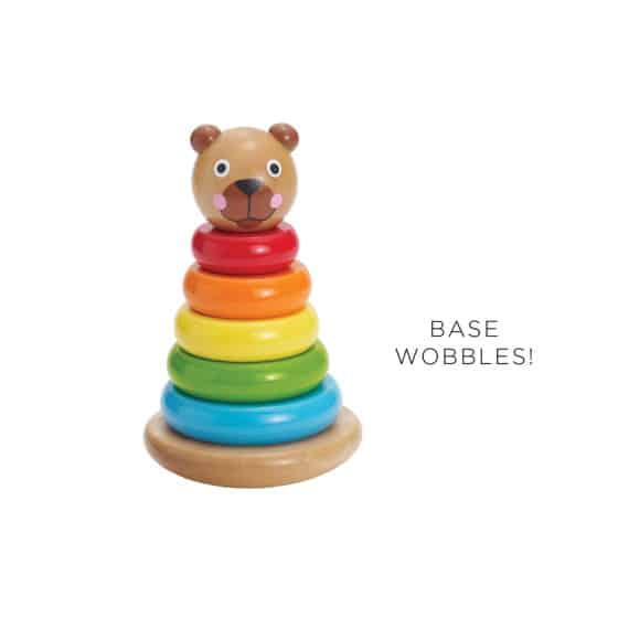 manhattan toy stapeltoren brilliant bear magnetic stack up hout 8 delig 2 422413 1592829204
