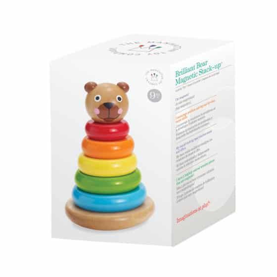 manhattan toy stapeltoren brilliant bear magnetic stack up hout 8 delig 6 422413 1592829206