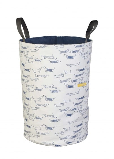 pericles opbergmand hond large wit blauw 338165 1574667022
