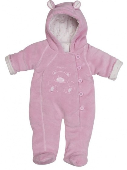 playshoes babypyjama jumpsuit fleece junior roze 336255 1574150179 1