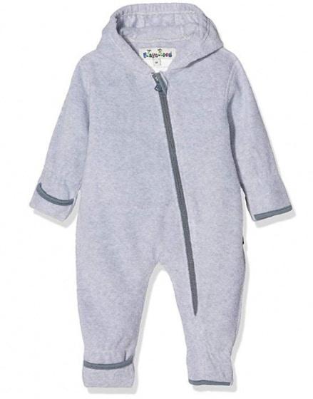 playshoes babypyjama onesie fleece grijs 335672 1573984772