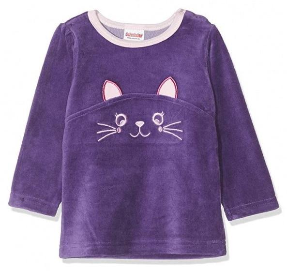 playshoes pyjamashirt kat meisjes paars 338815 1574781718 5