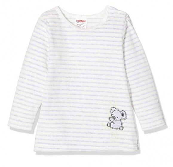 playshoes pyjamashirt koala junior wit 338678 1574770188 1