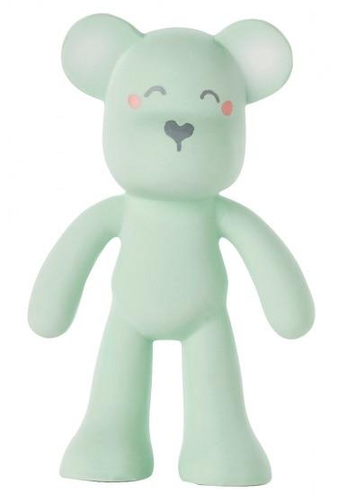 saro bijt en badspeelgoed hond 12 cm mintgroen 346604 1577192766