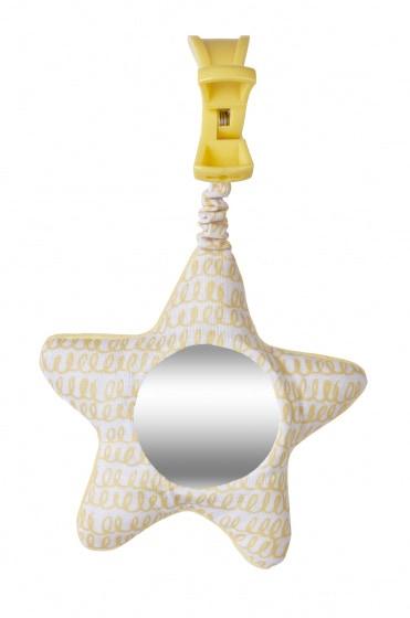 saro hangfiguur met geluid ster 21 cm polyester geel 2 478189 1603106054