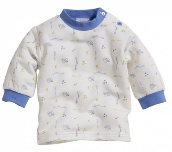 schnizler babypyjama interlock muis junior beige blauw 2 365774 1582871906 5