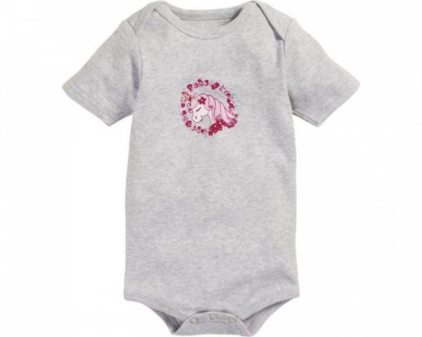 schnizler tomper unicorn korte mouw roze grijs 2 stuks 3 361072 1581077975