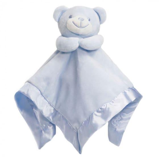 soft touch knuffeldoekje beertje 38 cm blauw 372977 1585150337