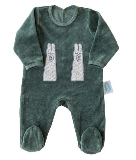 vaco babypyjama lama junior groen 358428 1580381107
