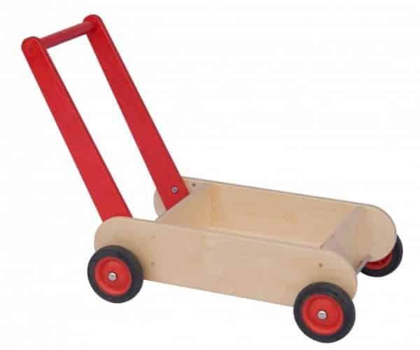 van dijk toys blokkenduwwagen 55 cm rood 309444 1565341859