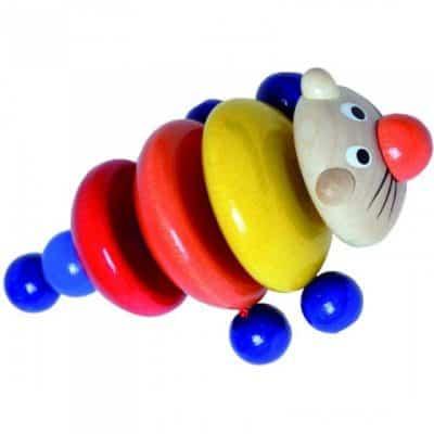 walter houten rammelaar kat 10 cm multicolor 357464 1580197695