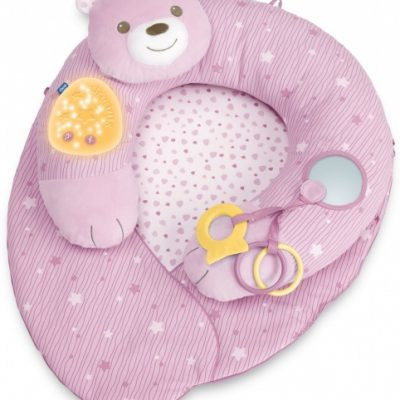 chicco babynest 3 in 1 my first nest meisjes 40 cm roze 317731 1568891434