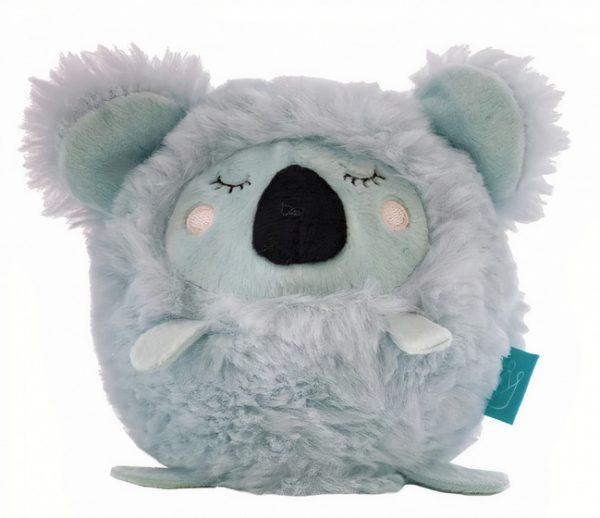 manhattan toy knuffel squeezmeez koala pluche grijs 458362 1599549860