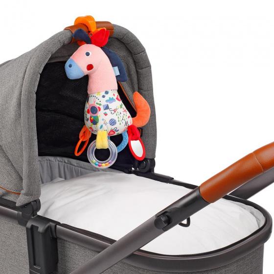 fehn kinderwagenspanner color friends paard junior 30 cm pluche 3 444087 1596617646