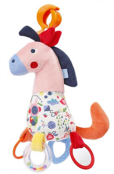 fehn kinderwagenspanner color friends paard junior 30 cm pluche 444087 1596617645