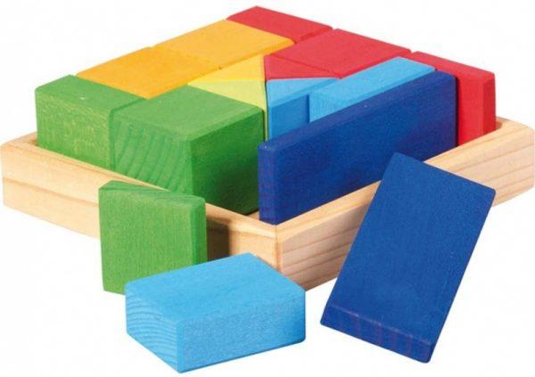 gluckskafer blokkendoos junior 145 x 5 cm hout 17 delig 426384 1593524306