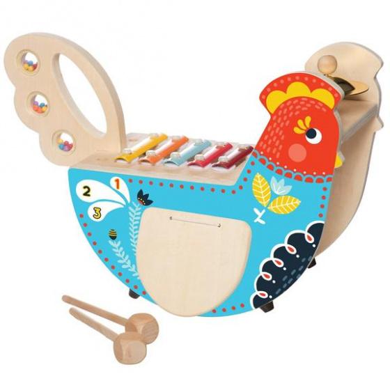 manhattan toy muziekinstrument rocking chicken 423521 1592986577