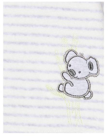 playshoes pyjamashirt koala junior wit 2 338678 1574770189