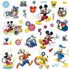 roommates muurstickers mickey mouse clubhouse vinyl 31 stuks 337297 1574338585