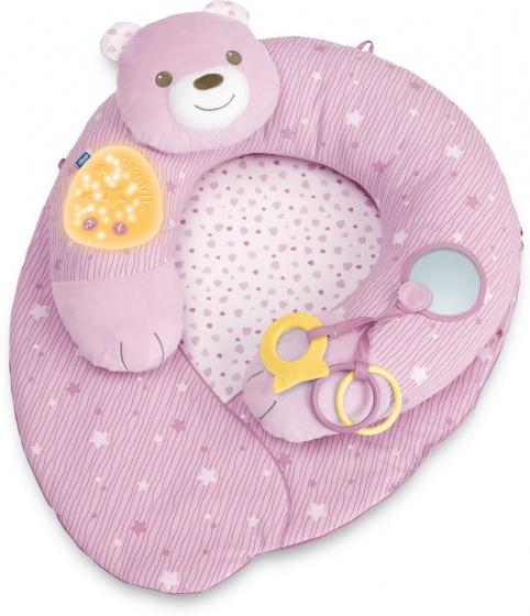 chicco babynest 3 in 1 my first nest meisjes 40 cm roze 317731 1568891434