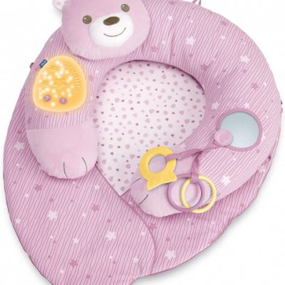 chicco babynest 3 in 1 my first nest meisjes 56 cm roze 429626 1594115921