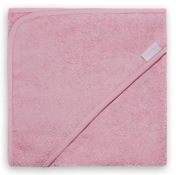 funnies badcape junior 100 cm katoen roze 448937 1597673708