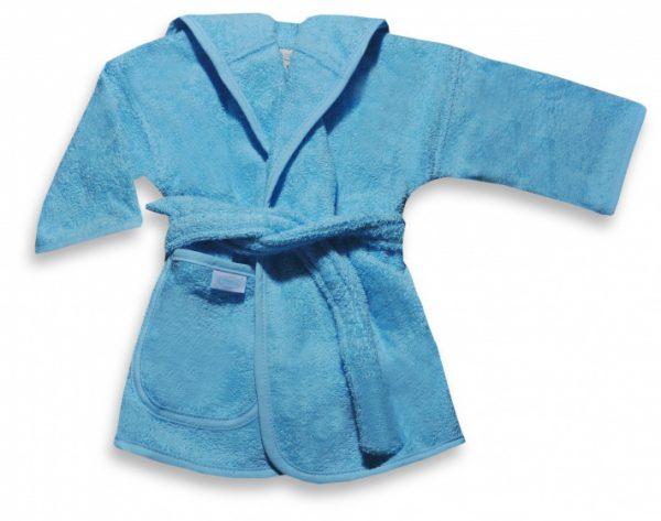 funnies badjas junior katoen blauw 448749 1597662978