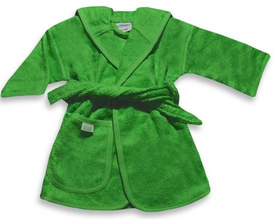 funnies badjas junior katoen groen 448374 20200820091912