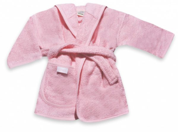 funnies badjas junior katoen roze 449976 1597845442