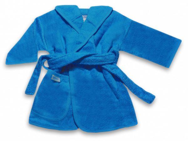 funnies badjas junior katoen turquoise 449959 1597844601