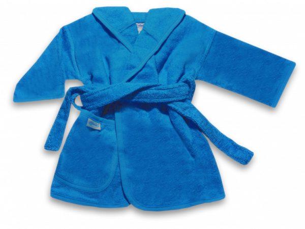 funnies badjas junior katoen turquoise 450013 1597847083