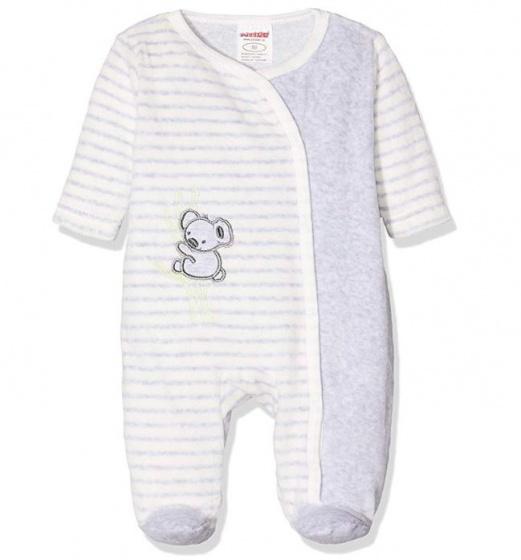 playshoes babypyjama koala junior wit paars 338662 1574767220 1