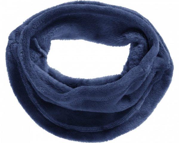 playshoes fleece nekwarmer sjaal junior marineblauw one size 335689 1573986541