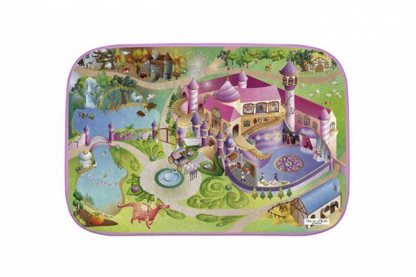 achoka speelmat prinsessenkasteel ultra soft connect 4 389956 1587809495