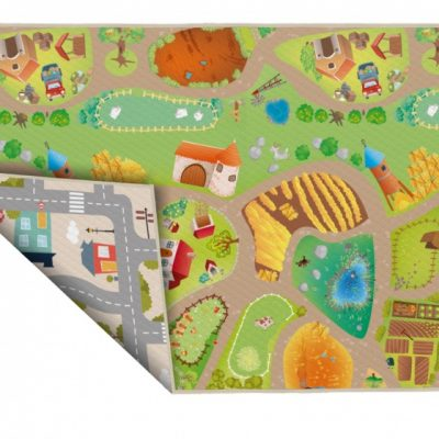 achoka waterdichte speelmat tweezijdig foam 98 x 150 cm 362870 1581605082