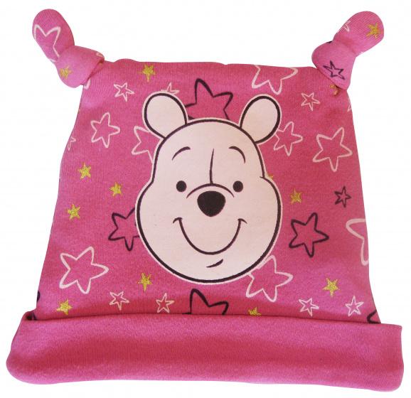 disney babymuts winnie meisjes katoen roze one size 524082 1610177657